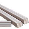 EverTrue 10-Piece 9/16-in x 3-1/4-in x 16-ft Primed Pine Base Moulding Contractor Pack (Pattern C314)