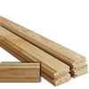 EverTrue 10-Piece 9/16-in x 3-1/2-in x 12-ft Stain grade Pine Base Moulding Contractor Pack (Pattern 662)