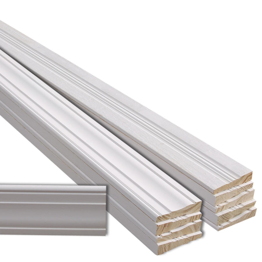 Shop Window Door Casings At