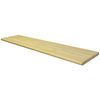48-in x 11-1/4-in Unfinished Pine Interior Stair Tread
