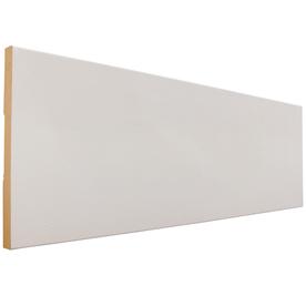 EverTrue 5.5-in x 12-ft Interior MDF Baseboard