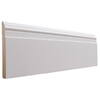 National Trust for Historic Preservation 5.5-in x 12-ft Interior MDF Baseboard