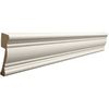 RapidFit 1-in x 3-3/8-in x 12-ft Primed MDF Casing Moulding (Pattern R B100)