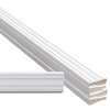 5-Piece 11/16-in x 2-1/4-in x 7-ft Primed Pine Casing Moulding Contractor Pack (Pattern 356)