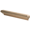 RetroTread 1.875-in x 14.75-in Raw Unfinished Red Oak Wood Stair Nosing