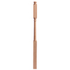 3-in x 58-in Raw Unfinished Red Oak Wood Stair Newel Post