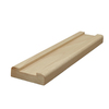 Creative Stair Parts 12-ft Poplar Stair Shoe Rail