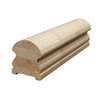Creative Stair Parts 2.625-in x 16-ft Stain Grade Plowed Handrail