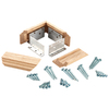 Oak Newel Fastener Kit