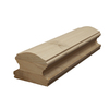 Creative Stair Parts 2.75-in x 10-ft Un-Plowed Handrail