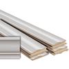 EverTrue 8-Pack 4.625-in x 12-ft Pine MDF Crown Moulding