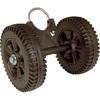 Pawleys Island Black Hammock with Stand Wheel Kit