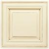 Shenandoah Mckinley 14.5-in x 14.5625-in Hazelnut Glaze Square Cabinet Sample