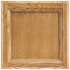 Shenandoah Dominion 13-in x 12.875-in Honey Oak Square Cabinet Sample