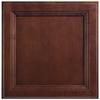 Shenandoah Dominion 13-in x 12.875-in Bordeaux Cherry Square Cabinet Sample