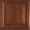 Shenandoah Winchester 14.5-in x 14.5625-in Spice Cherry Square Cabinet Sample