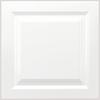 Shenandoah Winchester 14.5-in x 14.5625-in White Composite Square Cabinet Sample