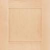 Shenandoah Solana 14.5-in x 14.5625-in Natural Maple Square Cabinet Sample