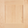 Shenandoah Mission 14.5-in x 14.5625-in Natural Maple Square Cabinet Sample