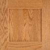 Shenandoah Mission 14.5-in x 14.5625-in Honey Oak Square Cabinet Sample