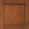 Shenandoah Breckenridge 14.5-in x 14.5625-in Auburn Glaze Maple Square Cabinet Sample