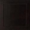 Shenandoah Breckenridge 14.5-in x 14.5625-in Espresso Maple Square Cabinet Sample