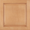 Shenandoah Orchard 14.5-in x 14.5625-in Coffee Glaze Maple Square Cabinet Sample