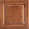 Shenandoah Grove 14.5-in x 14.5625-in Cognac Maple Square Cabinet Sample