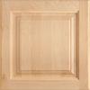 Shenandoah Grove 14.5-in x 14.5625-in Natural Maple Square Cabinet Sample