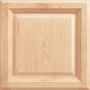Shenandoah Bluemont 14.5-in x 14.5625-in Natural Maple Square Cabinet Sample