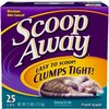Scoop Away 25 lbs Clay Cat Litter