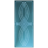 Pella Select Crystal Bevel Storm Door Glass