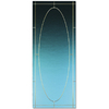 Pella Select Brass Oval Storm Door Glass