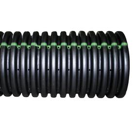 Hancor 3-in x 10-ft Corrugated Perforated Pipe