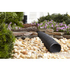 ADS 4-in x 10-ft Corrugated Solid Pipe