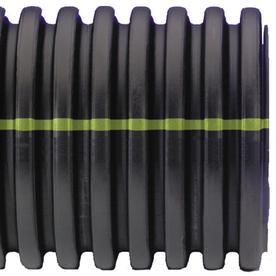 ADS 24-in x 20-ft Corrugated Culvert Pipe