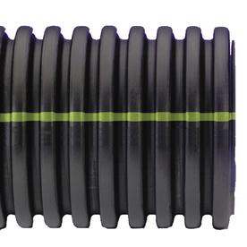 Hancor 18-in x 20-ft Corrugated Culvert Pipe