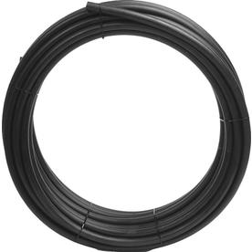ADS 1-in x 300-ft 200-PSI Plastic Coil Pipe