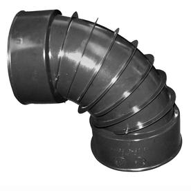 ADS 4-in Dia 90-Degree Corrugated Elbow Fittings