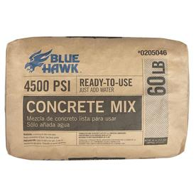 Blue Hawk Concrete Mix