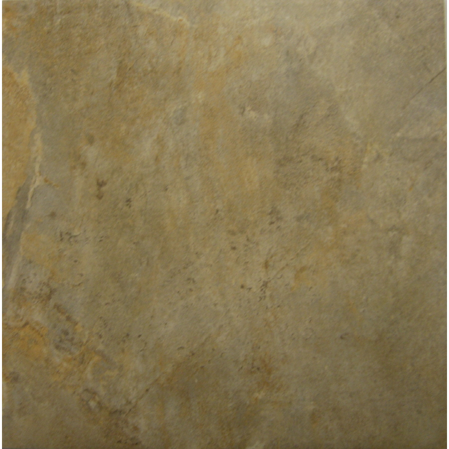 Selections Camelot Gold Glazed Porcelain Indoor Outdoor Floor Tile
