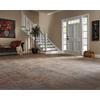 Style Selections Sedona Slate Cedar Glazed Porcelain Indoor/Outdoor Floor Tile (Common: 12-in x 12-in; Actual: 11.75-in x 11.75-in)
