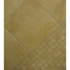 Classic Mojave Gold Porcelain Floor and Wall Tile (Common: 18-in x 18-in; Actual: 17.75-in x 17.75-in)