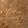 Style Selections Sedona Slate Cedar Glazed Porcelain Indoor/Outdoor Floor Tile (Common: 18-in x 18-in; Actual: 17.75-in x 17.75-in)