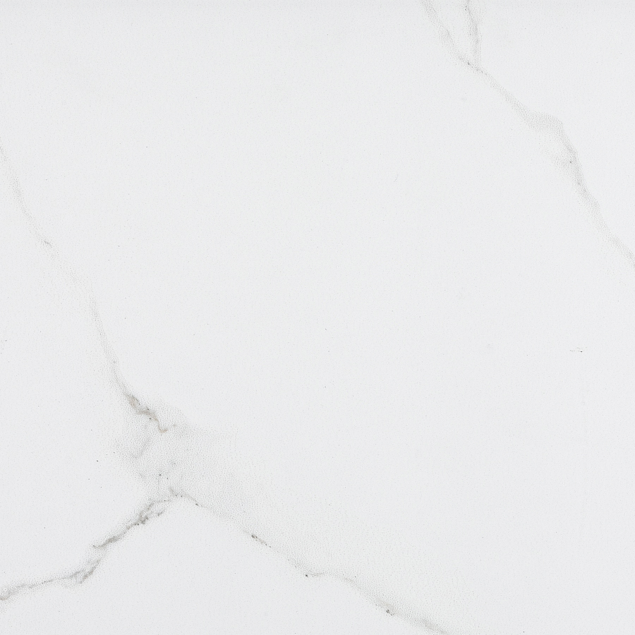 Shop Style Selections Calacatta White Glazed Porcelain Floor Tile