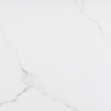 Style Selections 12-in x 12-in Calacatta White Glazed Porcelain Floor Tile