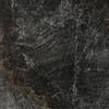 Style Selections Black Glazed Porcelain Indoor/Outdoor Floor Tile (Common: 12-in x 12-in; Actual: 11.75-in x 11.75-in)
