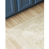 Style Selections Serso Wheat Porcelain Floor and Wall Tile (Common: 6-in x 24-in; Actual: 5.75-in x 23.75-in)