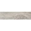 FLOORS 2000 Millenium Grey Glazed Porcelain Mosaic Indoor/Outdoor Bullnose Tile (Common: 3-in x 12-in; Actual: 3-in x 12-in)