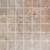 FLOORS 2000 Afrika Cairo Uniform Squares Mosaic Porcelain Floor and Wall Tile (Common: 12-in x 12-in; Actual: 11.75-in x 11.75-in)
